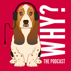 Logo for WhyThePodcast